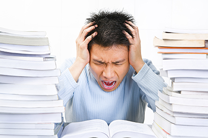 Stress in study