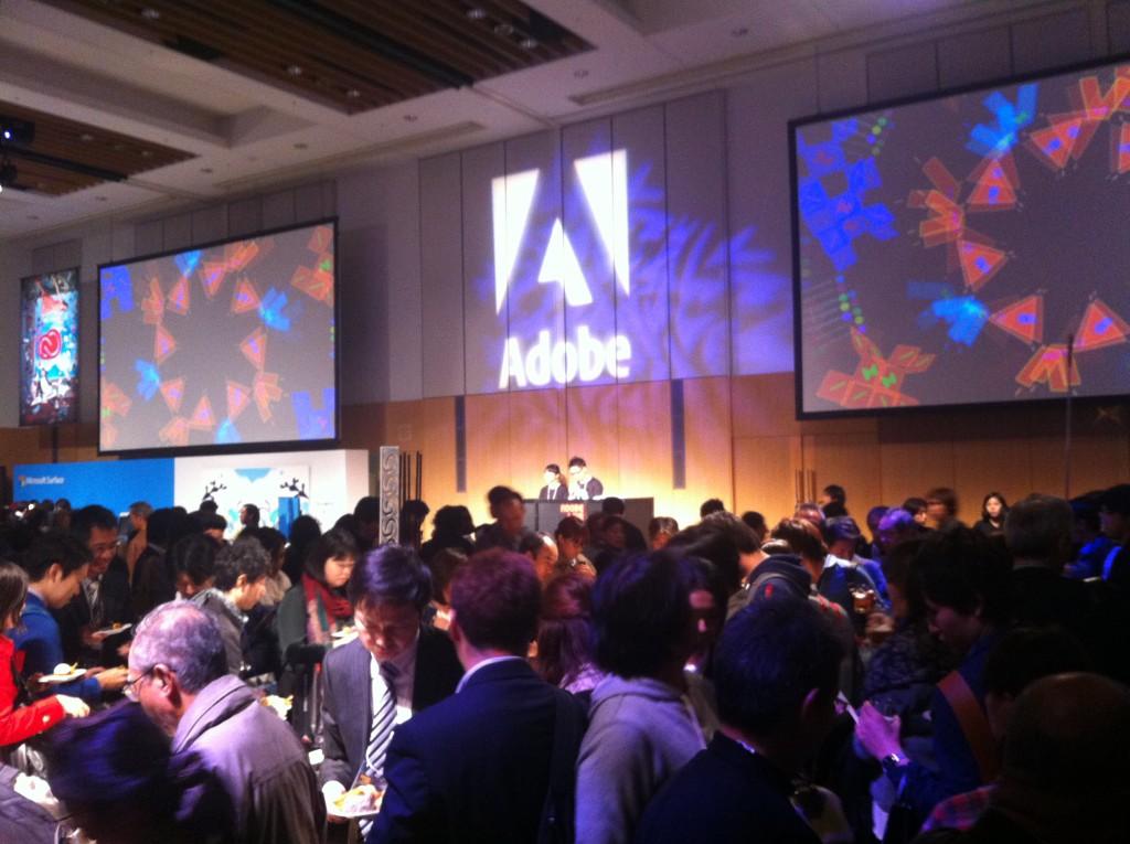 新機能にワクワク!「Adobe Live 2015 – Best of MAX」