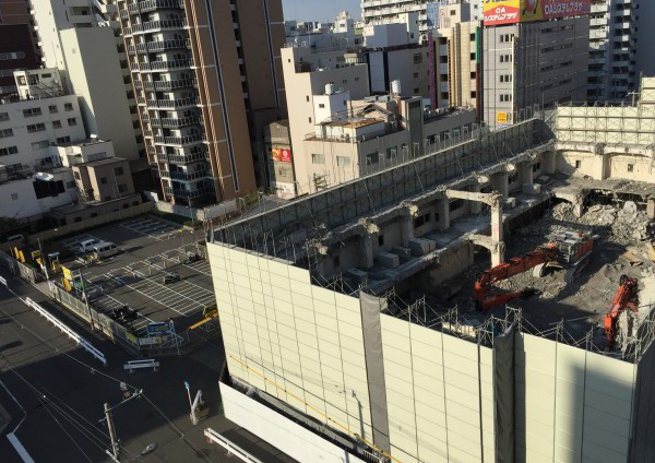 日本橋ストリートフェスタ2016、更衣室、コインロッカー、駐車場
