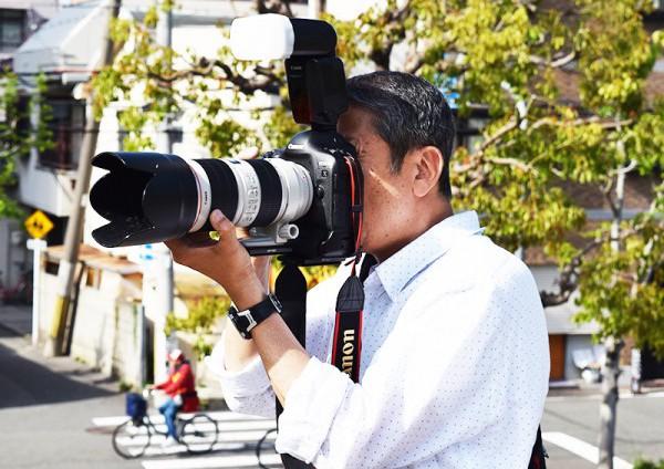 アウラ撮影大会★写真の質が売上を左右する!