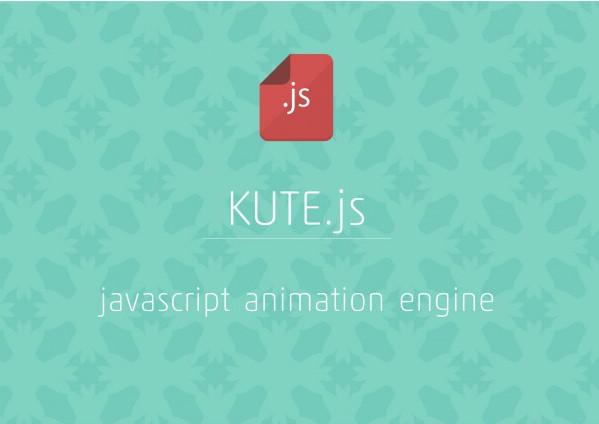Javascriptでアニメーションさせるプラグイン 『KUTE.js』