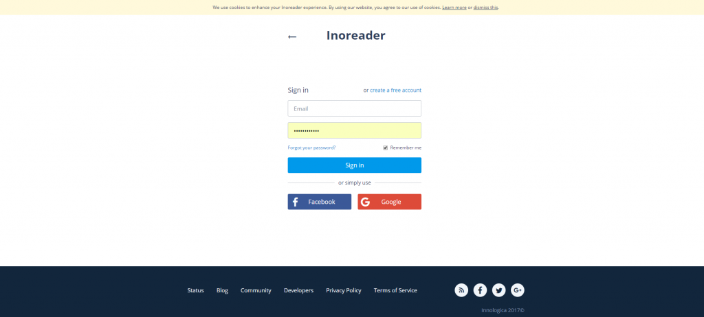 Inoreader The content reader for power users who want to save time.