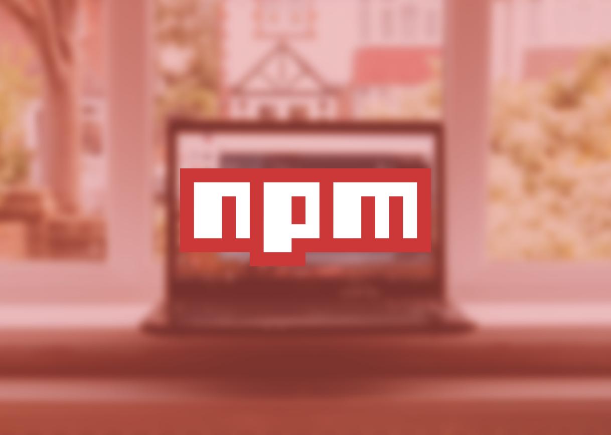 タスクランナーで処理を自動化しよう 〜npmでパッケージをインストール〜