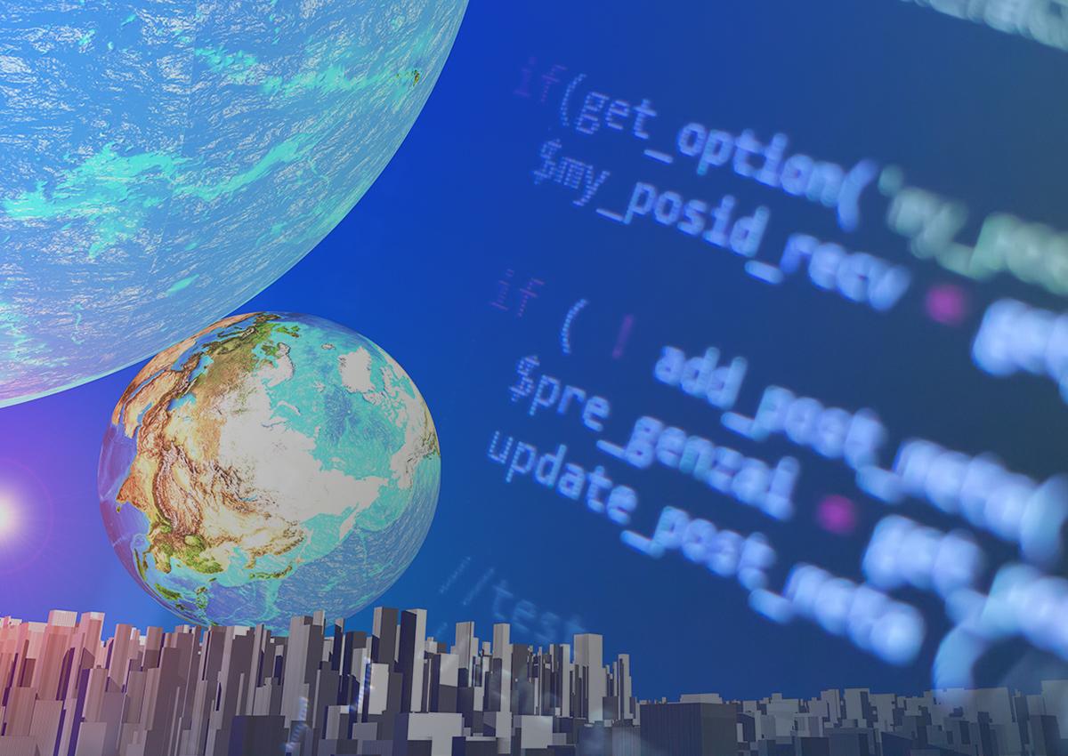 3Dはテキストエディタで描ける! VRMLってご存知ですか?