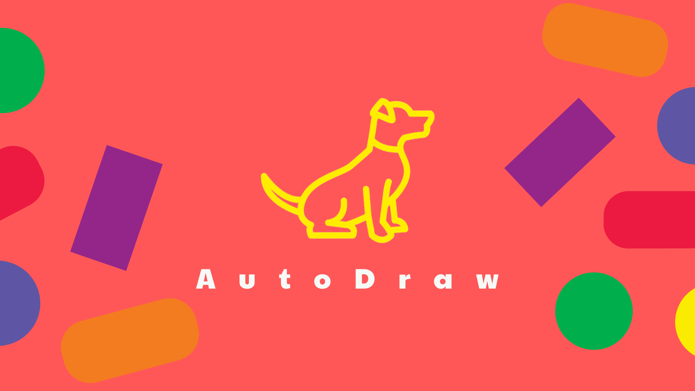 AIが仕上げる超簡単イラストツールAutoDraw